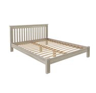 Кровать Rino 2000 х 2000 дуб, дуб белёный