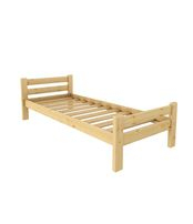 Кровать Классика 800 х 2000 сосна, без покраски