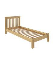 Кровать Pino Rino 800 х 2000 сосна, без покраски