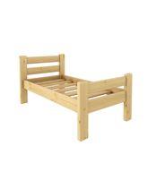 Кровать Классика 600 х 1200 сосна, без покраски