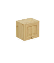 Шкаф навесной 400 х 300 х 360, сосна, без покраски