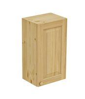 Шкаф навесной 400 х 300 х 720 филенка, сосна, без покраски