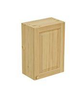 Шкаф навесной 500 х 300 х 720 филенка, сосна, без покраски