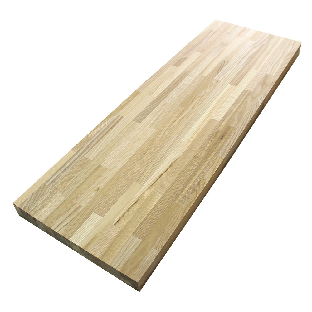 Столешница для кухни дуб 3100 х 600 х 40 натур сращенный