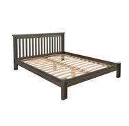 Кровать Rino 1600 х 2000 дуб, серый гранит