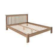 Кровать Rino 1400 х 2000 ясень, без покраски