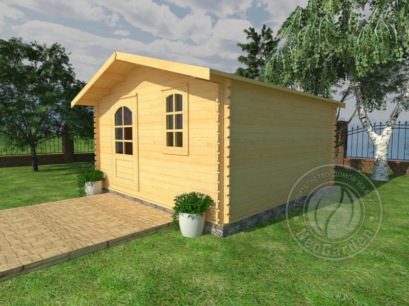 Садовый домик «Конструктор №4»