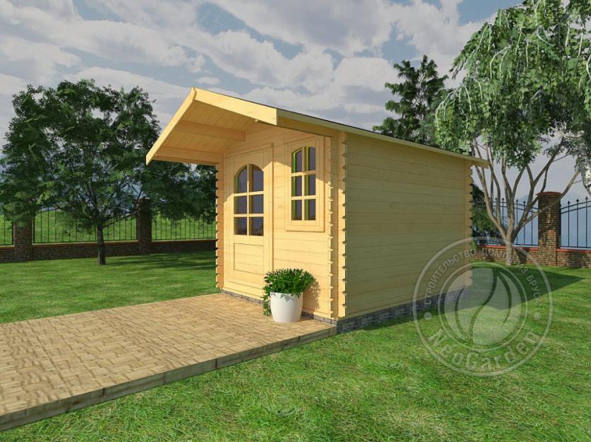 Садовый домик «Конструктор №5»