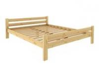 Кровать Классика 1600 х 2000 сосна, без покраски