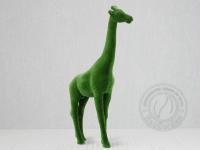 Скульптура топиари - Жираф