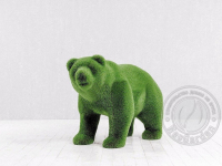 Скульптура топиарий Медведь