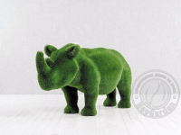 Топиари - Носорог малый