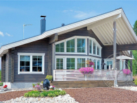 Гостевой дом из бруса 165мм