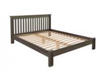 Кровать Rino 1400 х 2000 дуб, серый гранит