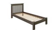 Кровать Rino 900 х 2000 ясень, серый гранит