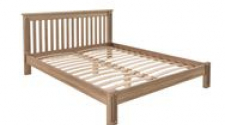 Кровать Rino 2000 х 2000 ясень, натур
