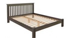 Кровать Rino 1800 х 2000 дуб, серый гранит