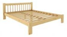 Кровать Дачная 1800 х 2000 сосна, без покраски