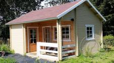 Дачный домик «Изабель» (70 мм)