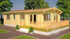 Садовый домик «Барин»