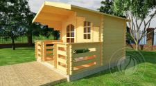 Садовый домик «Конструктор №8»