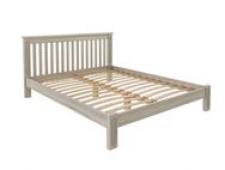 Кровать Rino 1400 х 2000 ясень, белёный