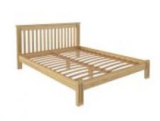 Кровать Pino Rino 1600 х 2000 сосна, бесцветный лак