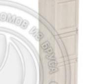 Пенал 2040 х 600 х 560 филенка, 3 двери (с полками) сосна, масло