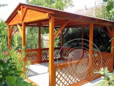 Садовый павильон «Мельбурн»
