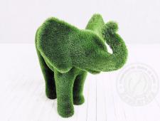 Скульптура Топиарий - Слонёнок