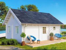 Гостевой домик из бруса 70 мм
