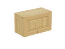 Шкаф навесной 600 х 300 х 360, сосна, бесцветный лак
