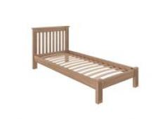 Кровать Rino 900 х 2000 ясень, без покраски