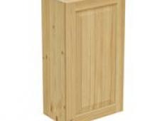 Шкаф навесной 500 х 300 х 900 филенка, сосна, без покраски
