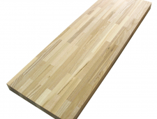Столешница для кухни дуб 3100 х 600 х 35 натур сращенный