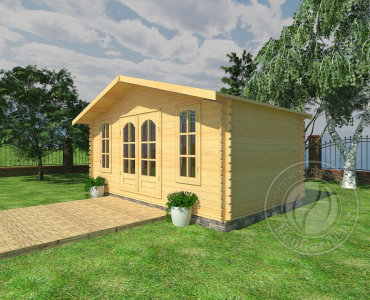 Садовый домик «Конструктор №3»