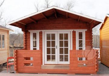 Садовый домик Комфорт 2