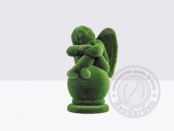 Топиари - Скульптура Ангела