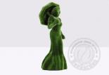 Садовая скульптура - дама с зонтом