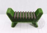 Топиарий - садовая мебель