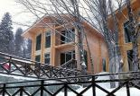 Дом из бруса 160x160 мм Микеланджело