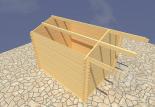 Садовый домик Конструктор №5 Вид 1