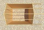 Садовый домик Конструктор №5 Вид 3