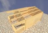 Садовый домик Конструктор № 9 Вид 2