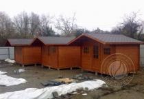 Садовый домик москва