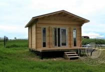 Готовый домокомплект дачного дома