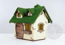 Садовый детский домик