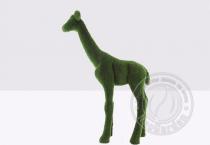 Садовая фигура жираф маленький