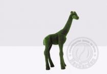 Топиар жираф маленький