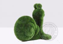 садовая скульптура улитка
